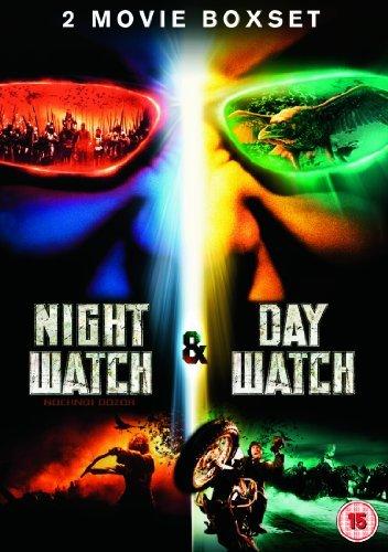 Night Watch / Day Watch Double Pack [DVD] [2004] by Konstantin Khabenskiy