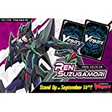 Cardfight Vanguard: Trial Deck V4 - Ren Suzugamori (V-TD04)