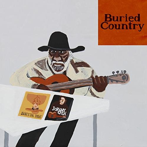 BURIED COUNTRY [LP] [Analog]