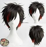 耐熱コスプレウィッグ Ensemble Stars! あんさんぶるスターズ! 南雲 鉄虎【なぐも てとら】 かつら cos wig +おまけ sunshine onlineが販売