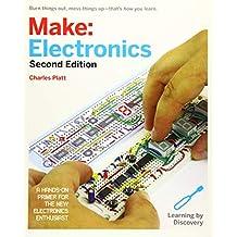 Make: Electronics, 2e