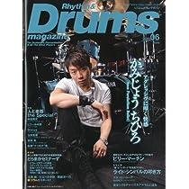 Rhythm & Drums magazine (リズム アンド ドラムマガジン) 2010年 06月号 [雑誌]