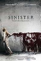 Sinister ( 2012) 27x 40映画ポスター–スタイルC Unframed PDPCB05405