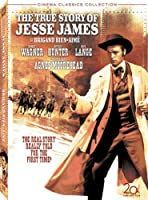 True Story Of Jesse James '57