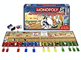Winning Moves Monopoly Advance to boardwalk-theクラシックゲームの高Rises、高速Falls子供のボード