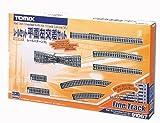 トミーテック TOMIX Nゲージ [91067] レールセット平面左交差セット XLパターン