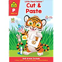 Cut & Paste (Little Hand Helper Workbooks)