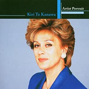 Artist Portrait Kiri Te Kanawa