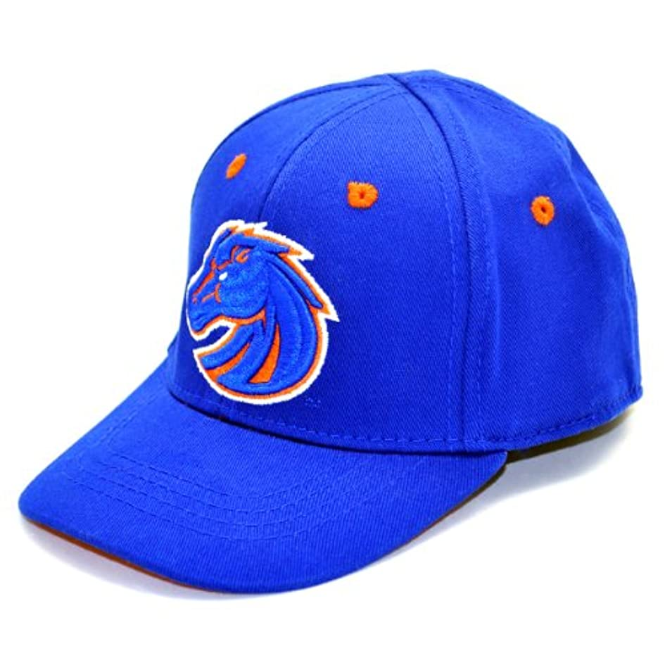 フレアラメ振り子ボイジー州立ブロンコスInfant one-fit帽子