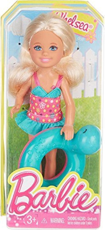 バービー Barbie Chelsea with Swim Ring by Mattel