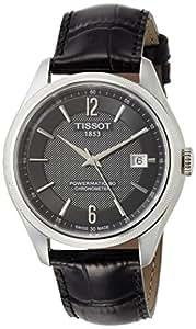 [ティソ]TISSOT 腕時計 Ballade Automatic(バラード オートマティック) COSC クロノメーター 機械式自動巻き T1084081605700 メンズ 【正規輸入品】