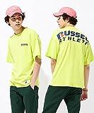 RUSSELL(ラッセル) ドロップショルダープリントTシャツ メンズ