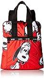 レスポートサック リュック LeSportsac Women's X Peanuts Everyday Backpack Snoopy Fun Red [並行輸入品]