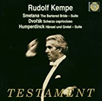 Kempe Conducts: Bartered Bride Suite by VARIOUS ARTISTS (2003-02-11)