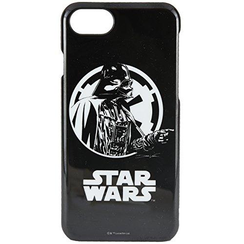 グルマンディーズ STAR WARS iPhone7(4.7インチ)対応 ハードケース ダースベイダー stw-56aの詳細を見る
