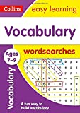Vocabulary Word Searches Ages 7-9 (Collins Easy Learning KS2)