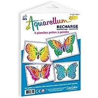 SentoSphere Aquarellum Junior Butterflies - Refill