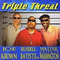 Triple Threat by Joe Krown & Washington (2010-12-05)