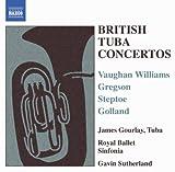 British Tuba Concertos 画像