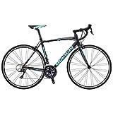 Bianchi(ビアンキ) ロードバイク VIA NIRONE 7 PRO SORA(ビア ニローネ ソラ ) 2018モデル (マットブラック) 53サイズ