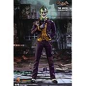 【ビデオゲーム・マスターピース】 『バットマン:アーカム・アサイラム』 1/6スケールフィギュア ジョーカー