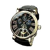 [SONNE HAORI]腕時計 俳優 岩城滉一 限定モデル 機械式時計 自動巻き メンズ