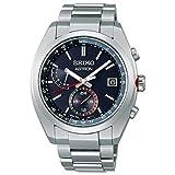 [セイコーウオッチ] 腕時計 アストロン ソーラー電波ライン SBXY017 メンズ シルバー