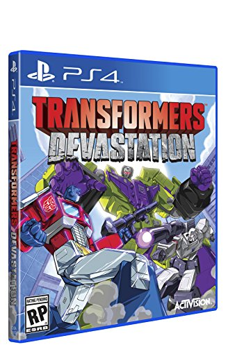 Transformers Devastation (輸入版:北米) - PS4