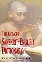 The Concise Sanskrit - English Dictionary