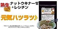 【BigSize】熟生ナットウキナーゼ&レシチン 大容量180粒