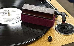 ION Audio レコードクリーニングキット Vinyl Alive