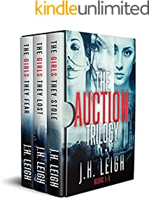 The Auction Trilogy: A Gripping, Twisted 3-Book Suspense Collection (English Edition)