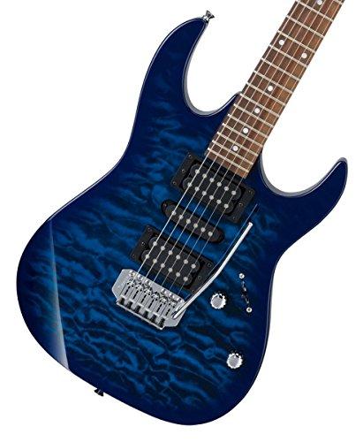 Ibanez GIO GRX70QA-TBB エレキギター アクセサリーセット付属