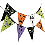 Large Halloween Character Pennant Banner/Sign Party Decoration 24 ft. x 28 [並行輸入品]