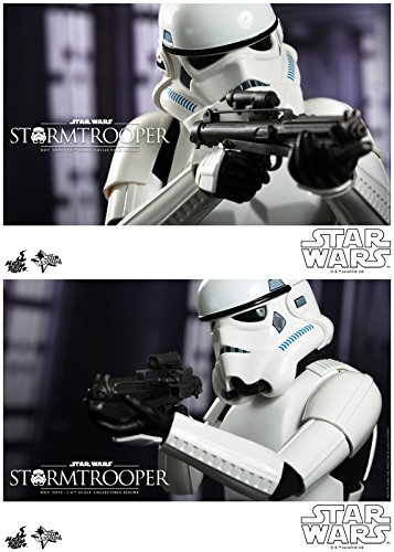 Movie masterpiece Star Wars Episode 4 / a new hope Stormtrooper (2 pieces) 1 / 6 scale plastic pre-painted PVC figure