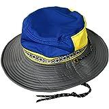 (クリサンドラ) Chrisandra 全4色 メンズ 撥水加工 サファリハット ポリエステル 100% ワイヤー入り フリーサイズ ハット カジュアル ブランド 帽子 ビジカジ