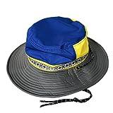 (クリサンドラ) Chrisandra 全4色 メンズ 撥水加工 サファリハット ポリエステル 100% ワイヤー入り フリーサイズ ハット カジュアル 帽子 cappello-c48 02
