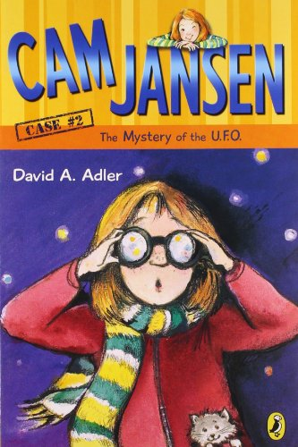 Cam Jansen: the Mystery of the U.F.O. #2の詳細を見る