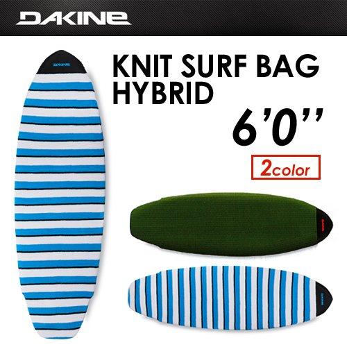 DAKINE,ダカイン,サーフボードケース,ニットケース,レトロ,18ss●KNIT SURF BAG HYBRID 6'0'' AH237-929