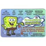 Sponge Bob Boy Toon Fun Fake ID License [並行輸入品]