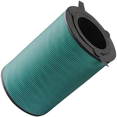 バルミューダ 空気清浄機 フィルター 360°酵素フィルター(空気清浄機 JetClean交換用フィルター 対応型番:EJT-S200)花粉症対策 脱臭 殺菌加湿 交換用加湿フィルター
