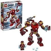 レゴ(LEGO) スーパー・ヒーローズ  アイアンマン・メカスーツ 76140