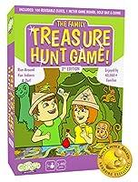 Gotrovo トレジャーハントゲーム - あらゆる年齢の子供が楽しめるスキャベンジャーハント - インドア、アウトドア、キャンプ、パーティーゲーム - 自宅で遊んだり、庭で遊んだり、お母さんが選ぶあらゆる場所で受賞歴あり