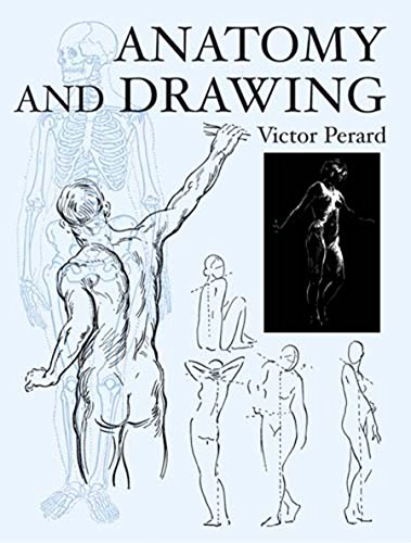 Anatomy And Drawing Dover Art Instruction EBook Victor Perard