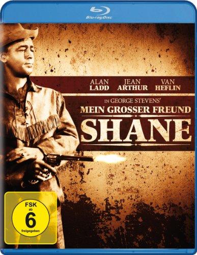 Mein gro゚er Freund Shane