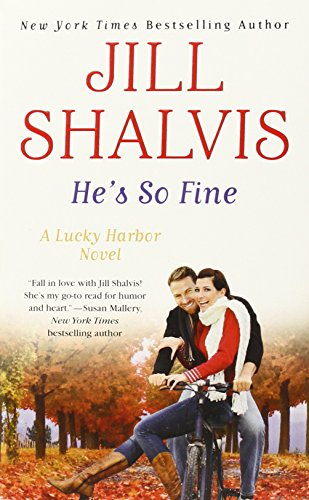 Download He's So Fine (A Lucky Harbor novel) 1455529494