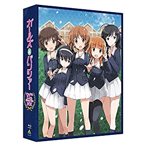【Amazon.co.jp限定】 ガールズ&パンツァー TV&OVA 5.1ch Blu-ray Disc BOX (特装限定版)  (描き下ろしLPサイズディスク収納ケース付)