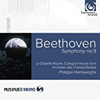 Beethoven: Symphony No.9 by Collegium Vocale (2013-03-12)