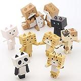 ニャンボー figure collection3(1BOX:10個入セット) ノンスケール A...