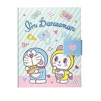 【ドラえもん】マグネット付箋(80sPOP) I'm Doraemon [087945]